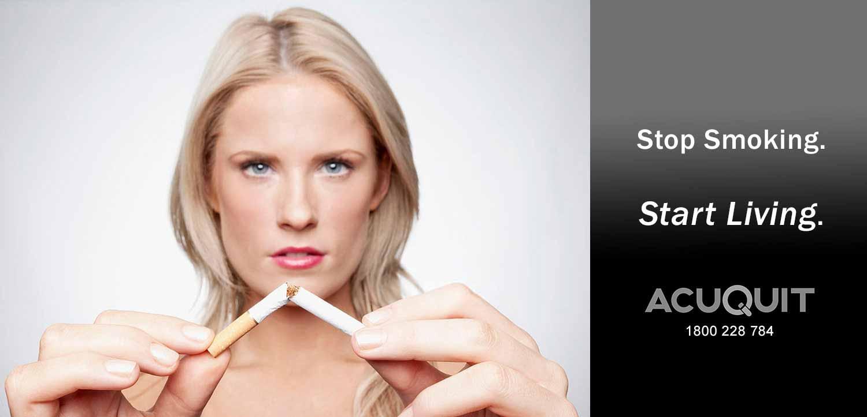 Quit Smoking Laser