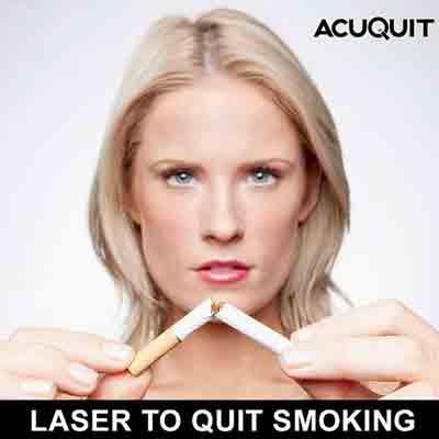 ACUQUIT® LASER Acupuncture to Quit Smoking Brisbane Sydney Melbourne